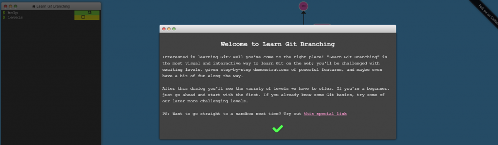 git learn branching